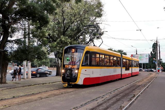 По какой причине в Одессе дорожает проезд в маршрутках