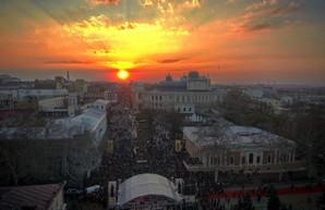 В Одессе покажут балет в опен-эйр формате