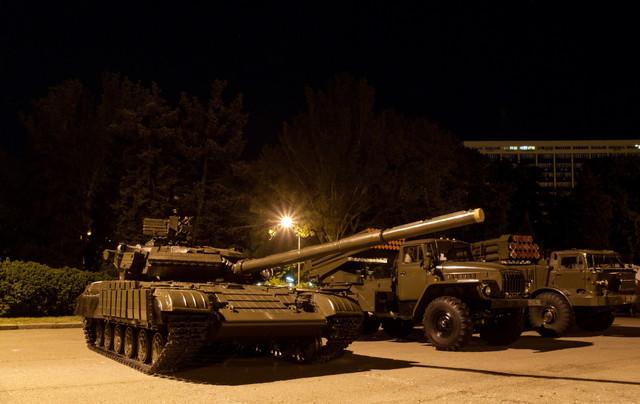 В СНБО считают, что армия Украины может в любой момент освободить всю территорию занятого террористами Донбасса