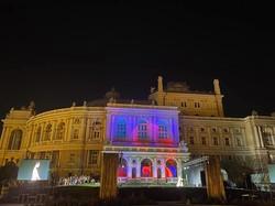 Одесская Опера показала опен-эйр балет (ФОТО)