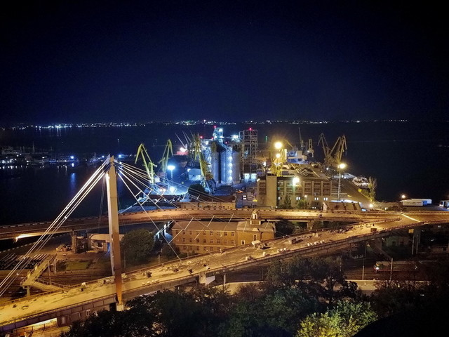 Отключения света в Одессе 14 сентября