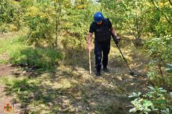 В Одесской области снова нашли множество боеприпасов времен войны (ФОТО)