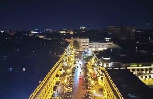 Отключения света в Одессе 17 сентября
