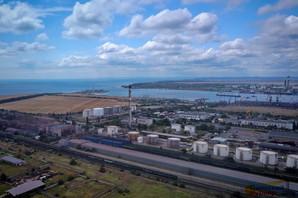 Порт Южный под Одессой в 2021 году сократил перевалку грузов