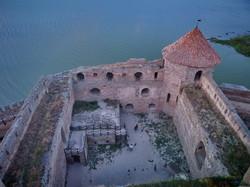 крепость Белгород-Днестровский, Аккерман с высоты