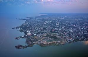 Белгород-Днестровский отметил день рождения: полет над средневековой крепостью (ФОТО, ВИДЕО)
