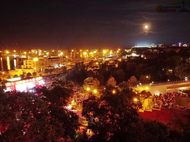 В Одессе в субботу оставят без света весь центр города и Приморский район