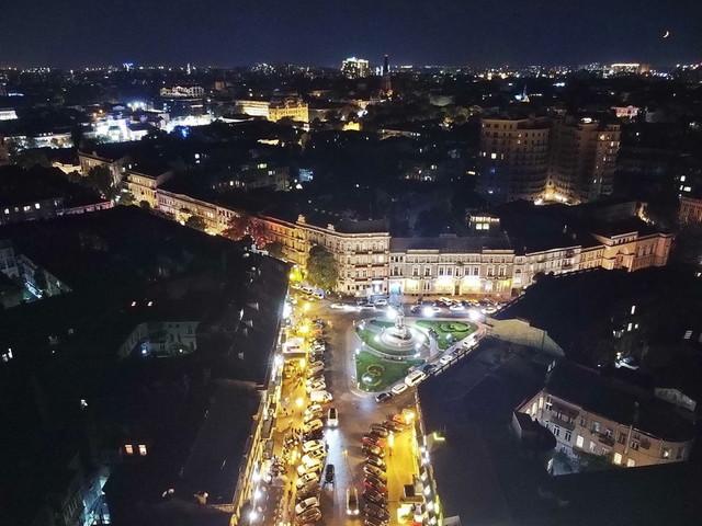 Отключения света в Одессе 27 сентября