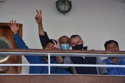В Одессу впервые за долгое время зашел круизный лайнер (ФОТО)