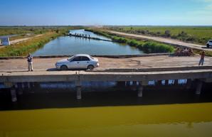 На юге Одесской области закрыли мост: он может рухнуть