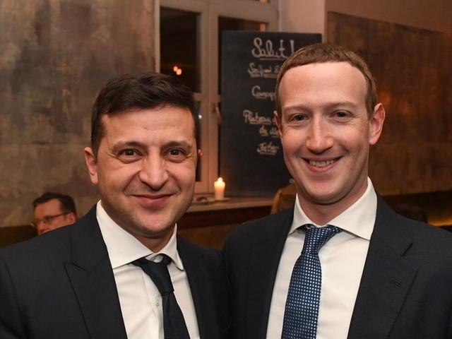 В Одессе перестали работать популярные соцсети Facebook и Instagram