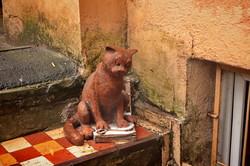 В Одессе открыли скульптуру издателя Василия Котющенко (ФОТО)