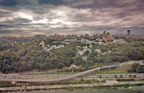 Столицу Украины показали с высоты птичьего полета (ФОТО, ВИДЕО)