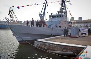 В Одесской области обещают построить одну из двух новых военно-морских баз