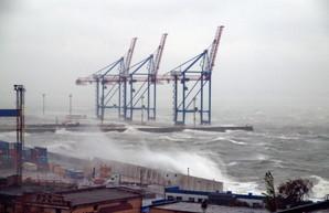 В Одессе объявили штормовое предупреждение