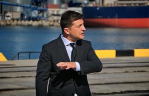 В Одессу может приехать президент Украины